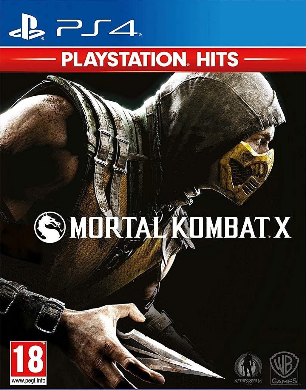 Mortal Kombat X Ps Hits