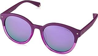 Polaroid 6043-F-S Gafas de Sol Unisex, Violet, 54 mm