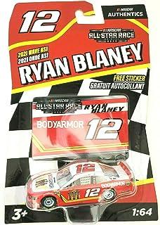 Nascar Authentics Ryan Blaney #12 - 2021 Wave AS1 All Star Race 1:64 Scale
