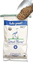 Great River Organic Milling - Organic Whole Grains Hard Red Spring Wheat, 25-pounds (Pack of 1)