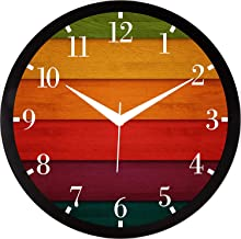 Efinito 12 Inches Designer Wall Clock for Home/Living Room/Bedroom/Kitchen