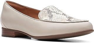 Clarks Slip On Shoe for Women, Size 5.5 UK, Beige
