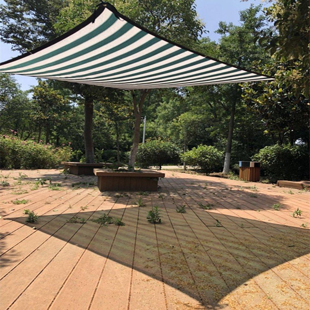 Protector Solar con Protector Solar Blanco y Tinta Malla con Aislamiento encriptado Balcón Perforado Perforado de 6 Clavijas con Techo Multiusos Engrosado Opcional (Tamaño : 2 * 5M): Amazon.es: Jardín