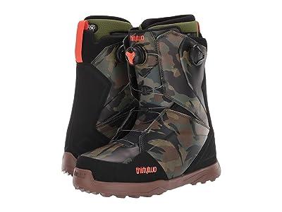 thirtytwo Lashed Double BOA Snowboard Boot (Camo) Men