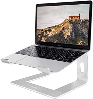 Simple Zone Laptop Stand, Ergonomic Aluminum Computer Stand, Detachable Riser Holder Notebook Stand Compatible with MacBoo...