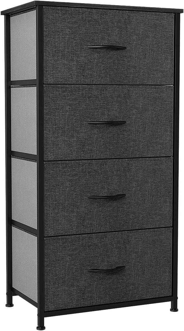 YITAHOME Storage Tower Limited Special Price with 4 Fabric - Dresser Organize High quality Drawers