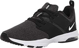 Nike Women's Air Bella Trainer Sneaker, Black/White - Anthracite, 8.5 Regular US