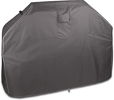 Leader Accessories Heavy Duty 600D Barbecue Gas Grill Cover Waterproof BBQ Cover for Weber,Brinkmann, Char Broil, Holland and Jenn Air-58 in.L x 24 in.W x 48 in.H
