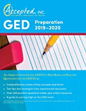 GED Preparation 2019-2020 All Subjects Study Guide: GED Test Prep Book and Practice Questions for the GED Exam