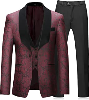 Best burgundy prom jacket Reviews