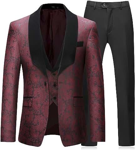 3-Piece Boyland Men's Vintage Tuxedo
