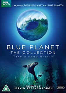 Blue Planet: The Collection [Regions 1,2,3,4,5,6]