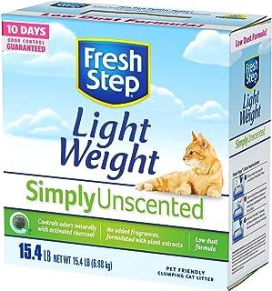 Fresh Step Simply Lightweight Odour Shield, 1/15.4Lb, el embalaje puede variar