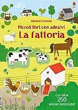 Scaricare Libri La fattoria. Piccoli libri con adesivi. Ediz. a colori PDF