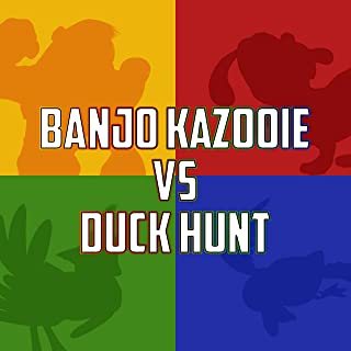 Banjo Kazooie Vs Duck Hunt (Super Smash Bros Rap Battle) [feat. GameboyJones, Tokumei & Connor Rapper] [Explicit]