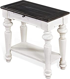 Sunny Designs European Cottage Chair Side Table