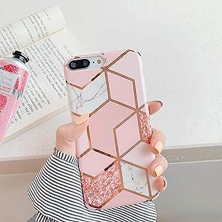 Geschikt voor de volgende modellen: iPhone 7 Plus / iPhone 8 Plus roze goud