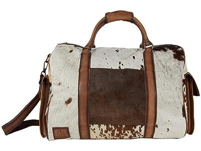 STS Ranchwear Cowhide Duffle Bag