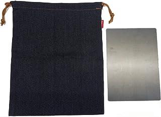 サトテック SOTO ST-310専用 BBQ鉄板 4.5mm A5サイズ(210×148mm) SS400 レーザーカット品