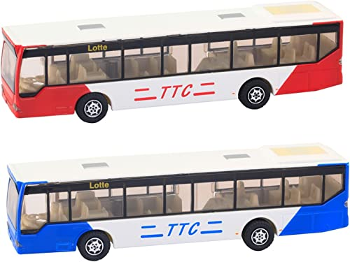 Toy The Company 327426AliHommestation Bus Assortis