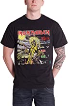 Iron Maiden Killers Album Cover Official Mens New Black T Shirt all sizes