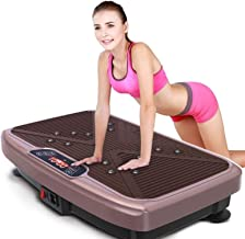 Vibration Plate Oefening Machine, Full Body Weight Loss Vibration Platform for vetverbranding en spieropbouw, Voetmassage ...