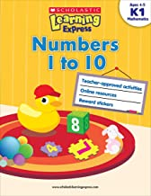 Numbers 1 to 10 K1 (English)