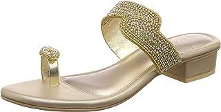 BATA Women Glimmer TOERING Fashion Slippers