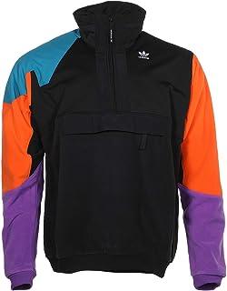 adidas Originals Men's Half Zip Hoodie Sweatshirt