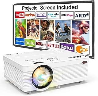Amazon.es: pantalla proyector tripode