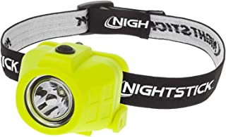 Nightstick XPP-5452G Intrinsically Safe Permissible Dual-Function Headlamp, Green