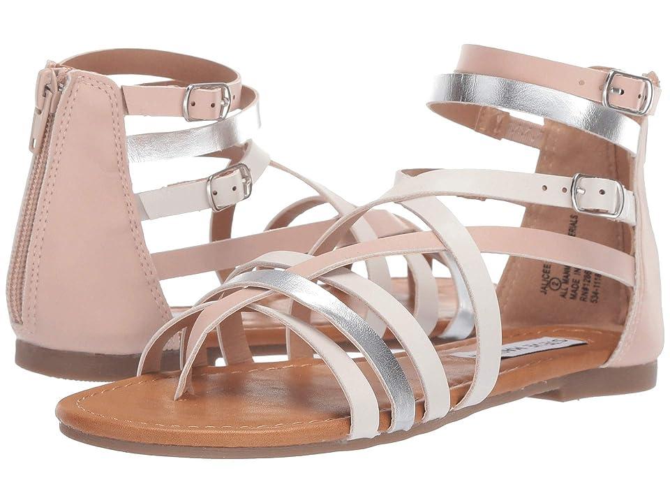 Steve Madden Kids Jalicee (Little Kid/Big Kid) (Blush Multi) Girls Shoes