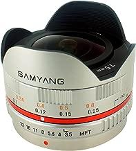 Samyang SY75MFT-S  7.5mm f/3.5 Lens for Micro Four Thirds