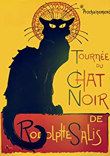 Best theatre du chat noir poster Reviews