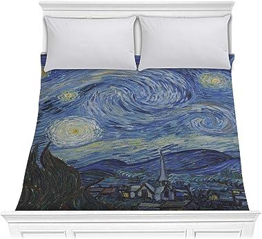 RNK Shops The Starry Night (Van Gogh 1889) Comforter - Full/Queen