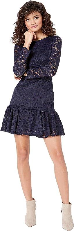 Rubi Long Sleeve Lace Dress