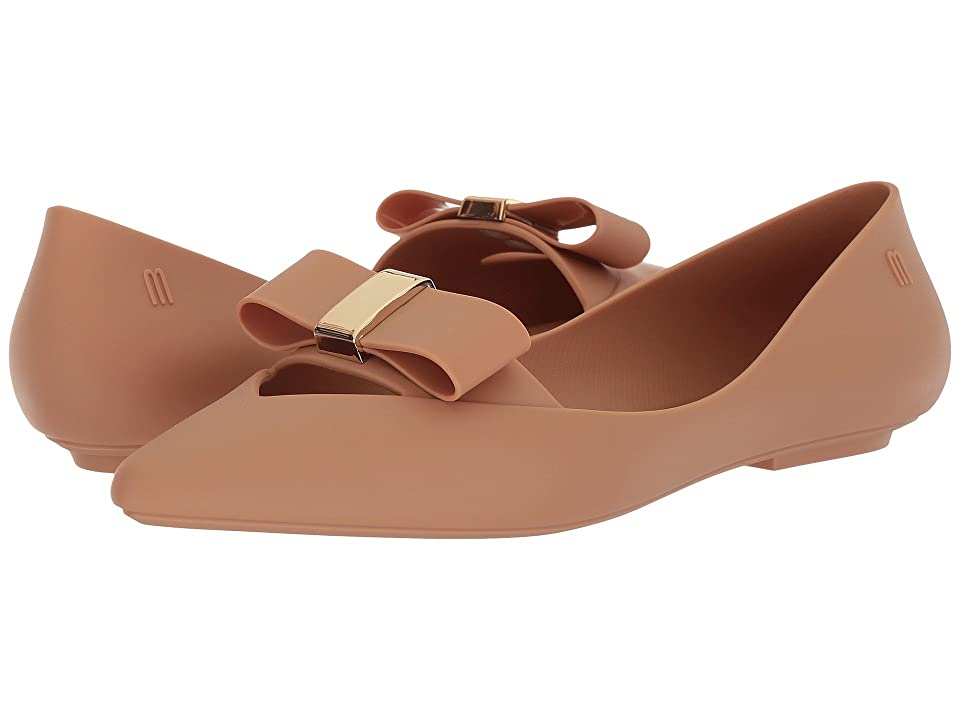 Melissa Shoes Maisie II (Light Brown) Women