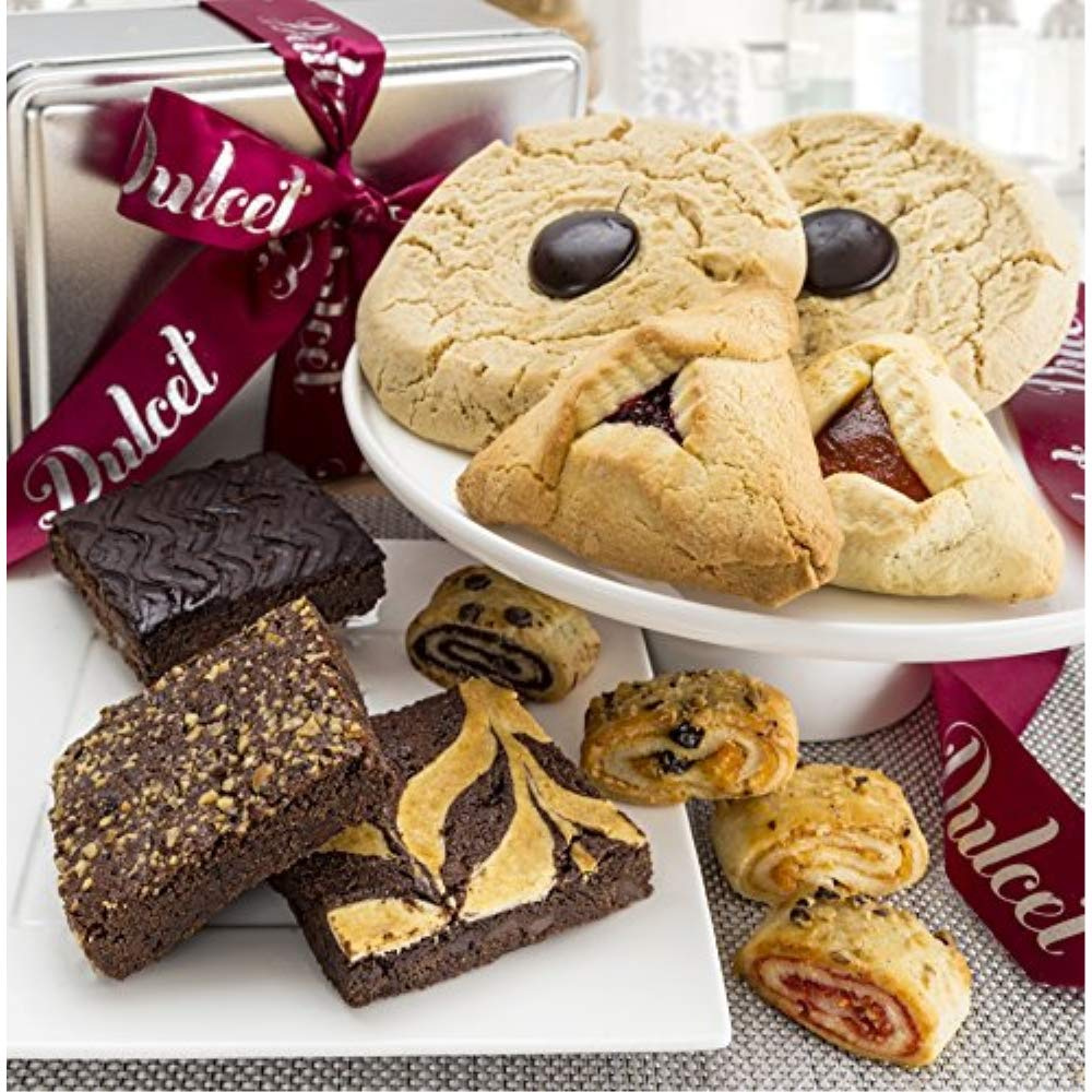 Dulcet Gift Baskets Cookie and Tin Brownie Delicious Bake 35% OFF Max 80% OFF Fresh