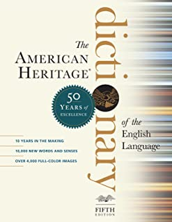 The American Heritage Dictionary of the English Language, Fi