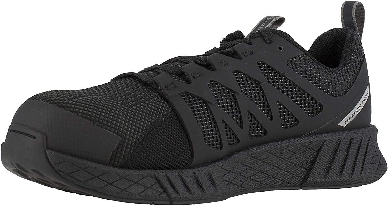 Reebok Work Women's Fusion Flexweave Safety Toe Athletic Work Shoe