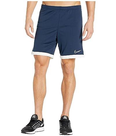 Nike Dry Academy Shorts K (Obsidian/White/White/White) Men