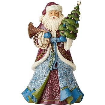 Claus Enesco Jim Shore Figurine Santa /& Mrs