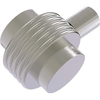 Allied Brass E-1-SN Designer Cabinet Knob Satin Nickel