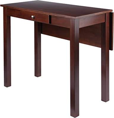 Winsome Perrone High Table, Walnut