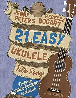 21 Easy Ukulele Folk Songs (Beginning Ukulele Songs)