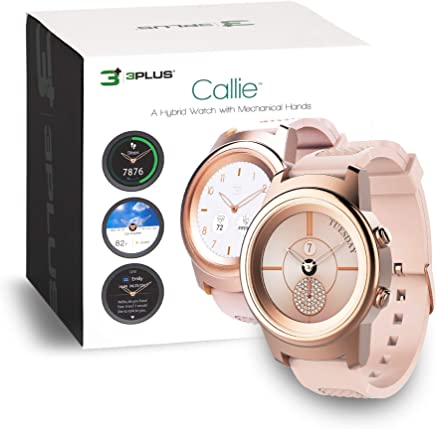 3Plus Callie Hybrid SmartWatch for Women, 30+ Day Battery...