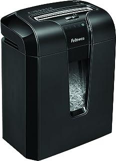 comprar comparacion Fellowes Powershred 63Cb - Destructora trituradora de papel, corte en partículas, 10 hojas, negro