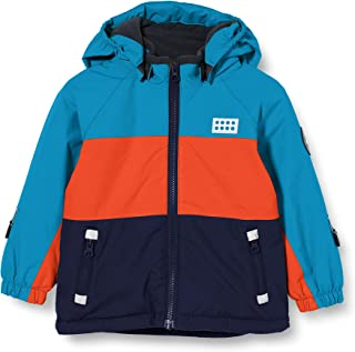 Lego Wear Lwjulio-Lego Tec Play Jacket Bébé Fille