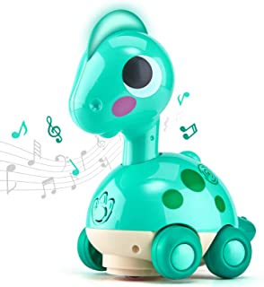 CubicFun Baby Toys 6 to 12-18 Months Touch&Go Music Light Crawling Gifts Toys for 1 Year Old Boy Girl Toy Gifts, Infant Ba...