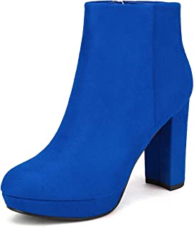 Women's Stomp High Heel Ankle Boots
